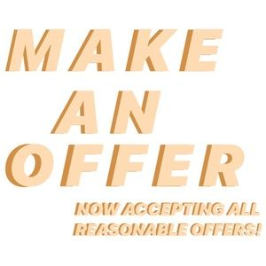 Make an offer!!